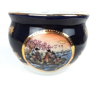 Small Limoges French Bowl/Vase